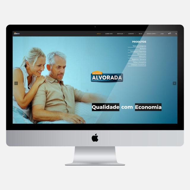 E-commerce DP Alvorada